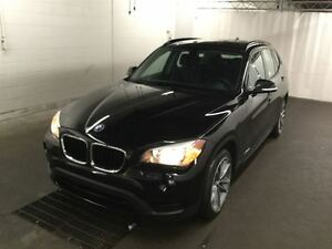 2013 BMW X1 SPORT XDRIVE MAGS TOIT PANO CUIR