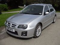 2005 MG ZR 120 TROPHY SE-AN ABSOLUTE STUNNER-LOOKS AND DRIVES LIKE NEW-ONLY 26,000 MILES-LONG M.O.T.