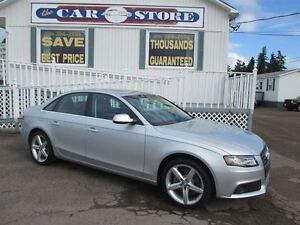 2012 Audi A4 2.0T Premium (Tiptronic) QUATTRO AWD!! HEATED LTHR