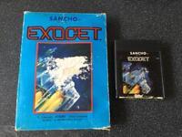 Exocet Atari 2600