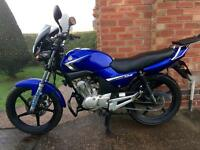 Yamaha YBR125 fantastic condition,