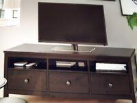 Ikea Hemnes 3 drawer unit