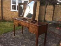 Bevan Funnell dressing table & mirror