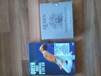 Queen live in montreal + live aid .Dvd sealed new
