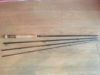 Hardy rod and reel £450
