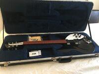 Rickenbacker 330 Jetglo Semi-Acoustic 6-string Guitar