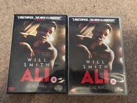 Will Smith film x 2 Ali
