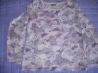 NEXT girls Long sleeve Top Age 9yrs
