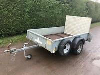 Ifor Williams P6 unbraked trailer