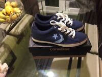 Brand new converse trainers size 6