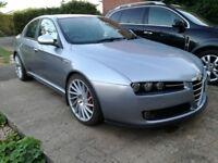 Alfa Romeo 159 Ti 2.2 petrol
