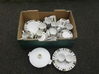 Boxful of Midwinter 'Queensberry Stripe' Tableware