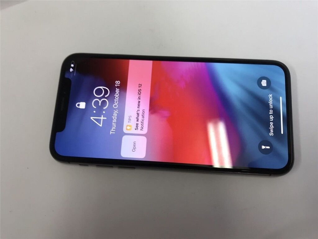 Apple iPhone X - 256GB - O2/Giffgaff/Tesco | in London | Gumtree