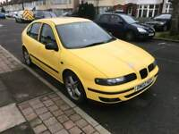 Seat Leon 1.8 20v turbo (**part ex welcome **)