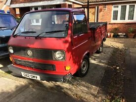 VW type25 transporter single cab,pick up for sale