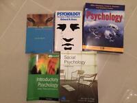 Psychology books