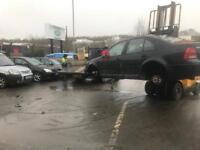 Scrap cars wanted big ones £150 plus