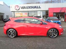 Vauxhall Astra VXR (red) 2015-05-15