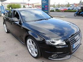 2010 Audi A4 2.0 TDI S Line Special Edition 4dr