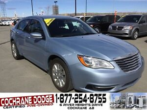 2013 Chrysler 200 LX - PRICED TO MOVE!