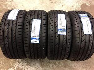 255/35R19 SUMMER PERFORMANCE TIRES Calgary Alberta Preview
