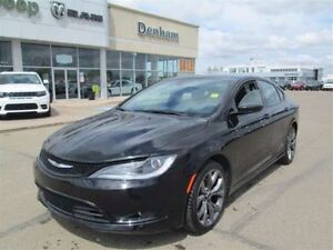 2016 Chrysler 200 Chrysler 200 S