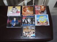Selection of music CD's - various genres