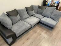 Brand new corner sofa