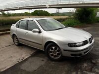 THIS SEAT TOLEDO AUTOMATIC 4 DOOR HAS MOT TILL MARCH 2018..GREAT SERVICE HISTORY ..ALLOYS..CHEAP CAR