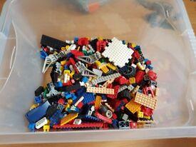 Lego compatible construction bricks (Mega blocks, K'nex bricks, etc)
