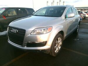 2007 Audi Q7 3.6 QUATTRO PREMIUM**ONLY 36,000KMS**LOW KMS, AWD!