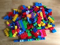 Mega Bloks, 165 pieces