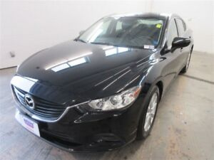 2015 Mazda MAZDA6 GX! ALLOYS! BLUETOOTH! HEATED SEATS! ONLY 25K!