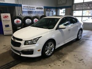 2015 CHEVROLET CRUZE LT Turbo