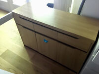 Chest of drawers, oak, in good condition (was £80 RRP)