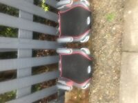 Graco booster seats x 2