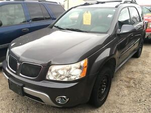 2008 Pontiac Torrent CALL 519 485 6050 CERT AND E TESTED