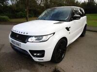 Land Rover Range Rover Sport SDV6 HSE DERANGED (fiji white) 2013