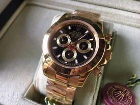 New Swiss Rolex Daytona Automatic Watch