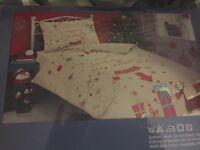 Christmas single duvet brand new in packet