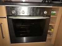 Single oven for free.