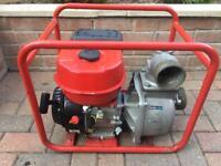 Clarke PW3 3 Inch Petrol Water Pump