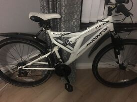 Mountain bike Icarus pro - loads of accessories. Very little use. Just had a service recently