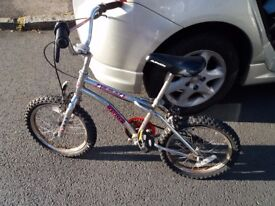 Bmx bike apolo great value
