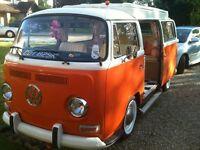 VW Earlybay T2 Campervan 1971 Volkswagen - Tax exempt