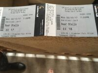 Australian pink floyd tickets. Colston hall Bristol will post TODAY special delivery