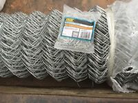 Roll of chainlink fence for sale