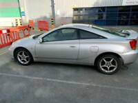 2001 Toyota Celica 1.8 VVTI Spares or Repair