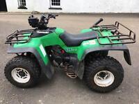 Kawasaki KLF 300 quad