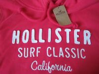 Ladies Hollister Hoodie- New with tags